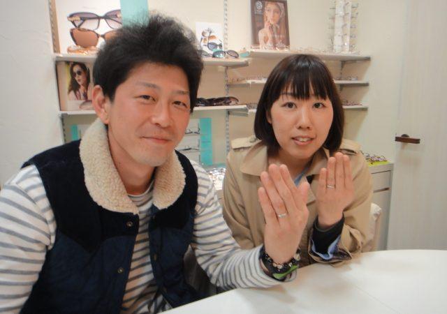 TAKAHIKO様 ASAMI様